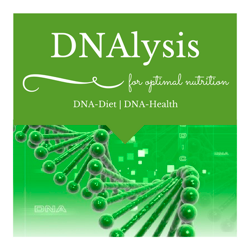 DNAlysis nutrigenomic test available from Wendy Lord Dietician